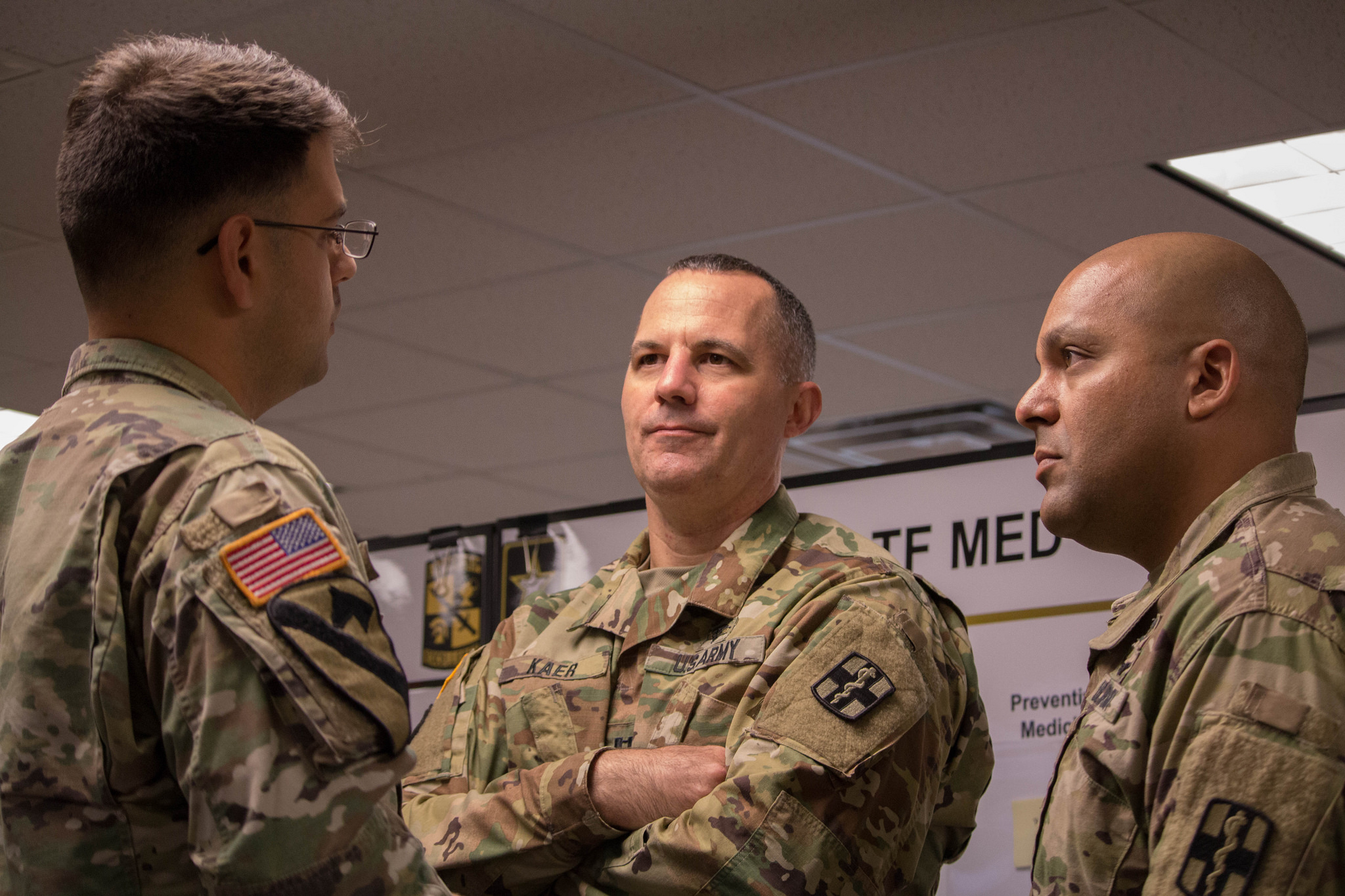 Keeping Cadets Safe: Medical Tactical Operations Center