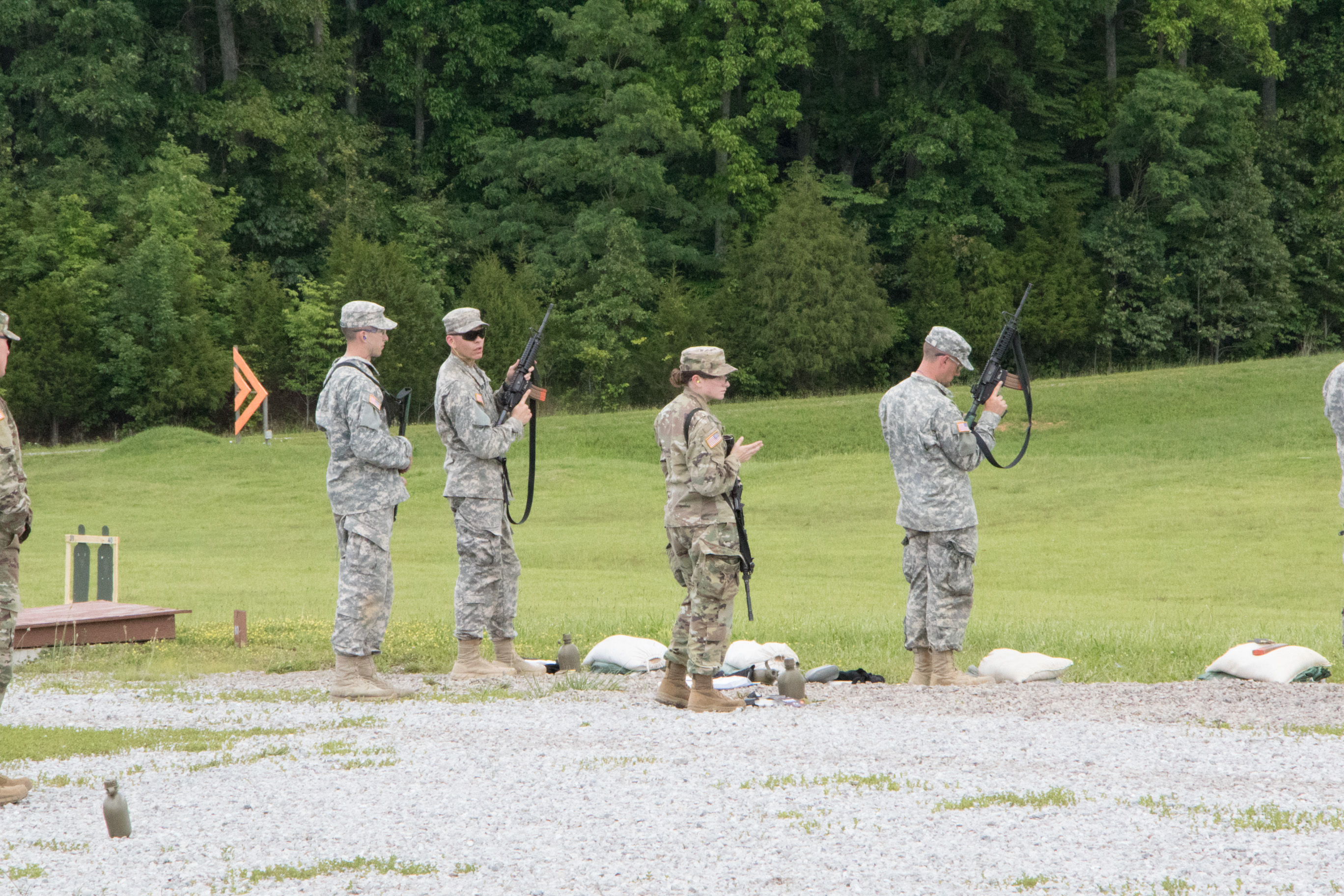 Zeroing and down range feedback offer new challenges