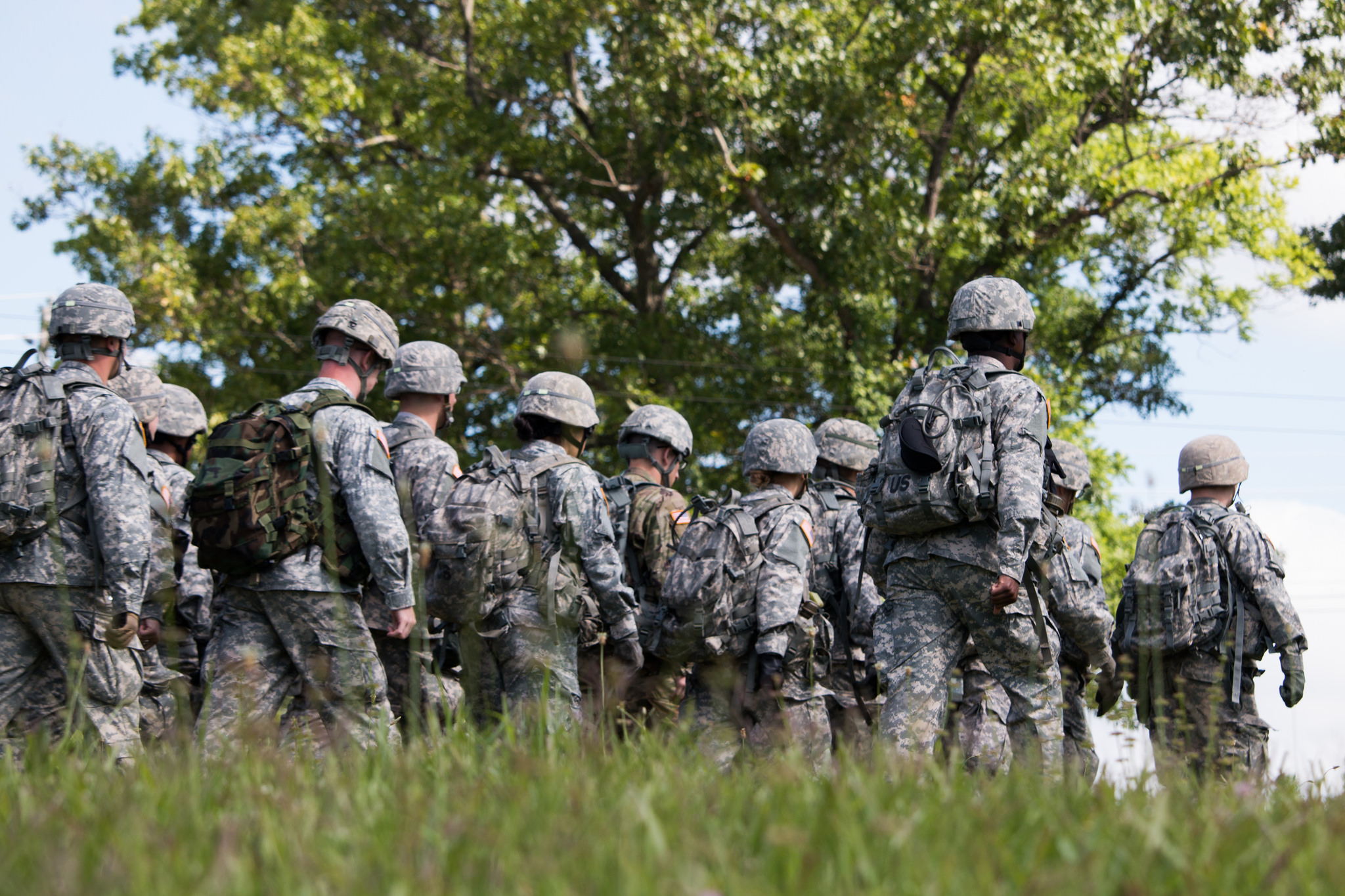 Cadets Get Prepared for the Field with FieldCraft