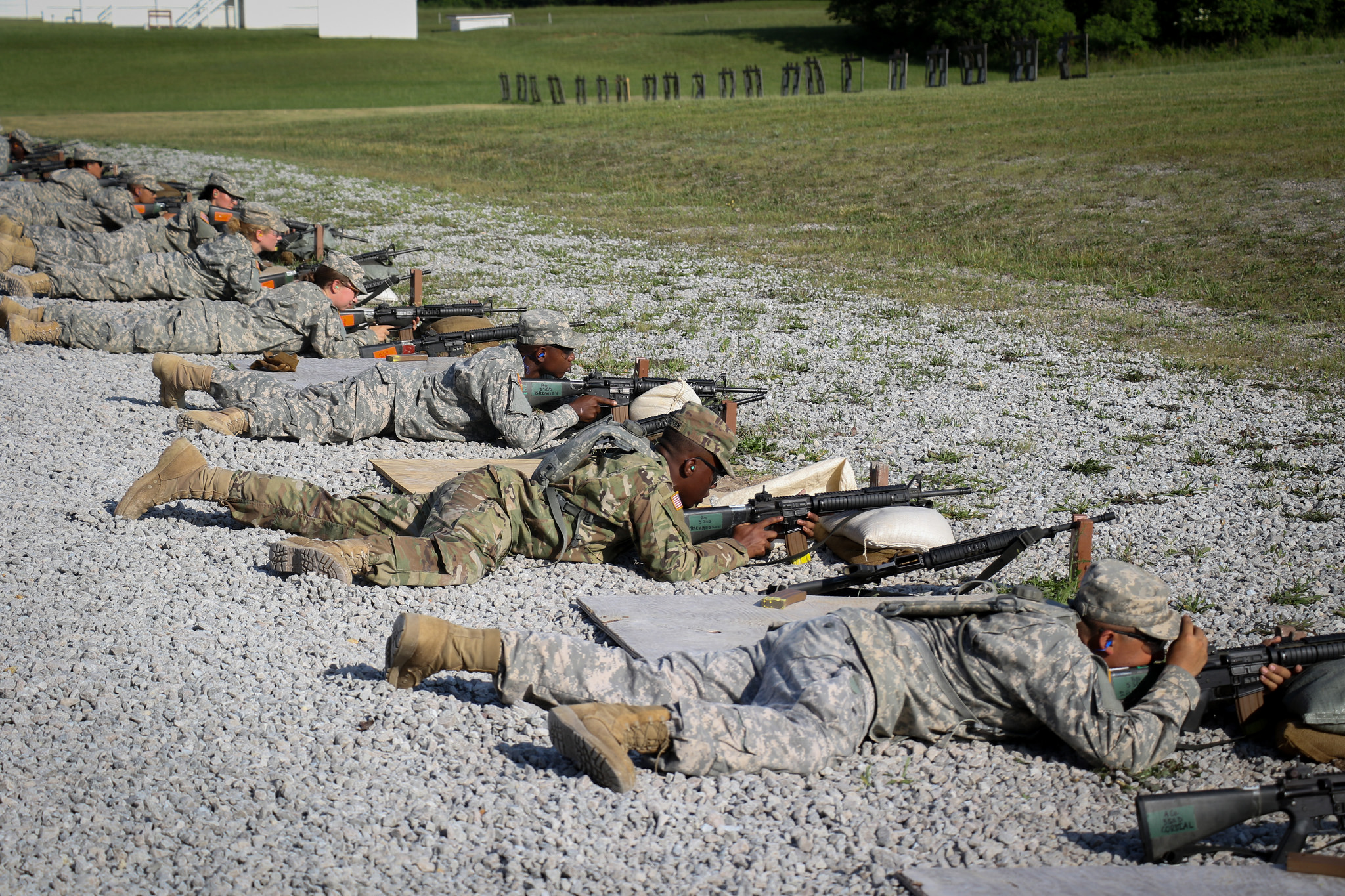 Covering the basics of weapons qualifications