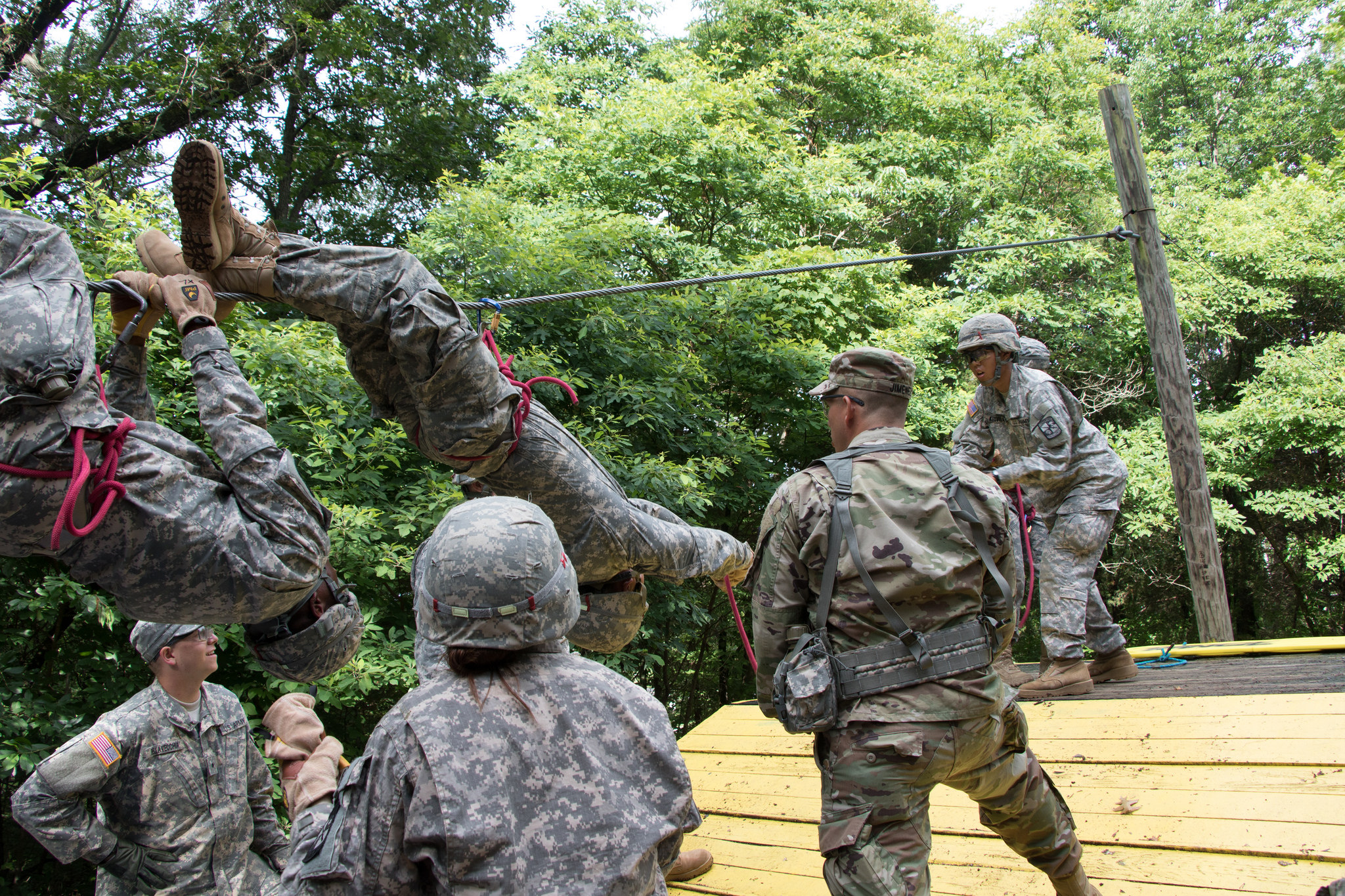 Breaking it down: What is Cadet Summer Training?