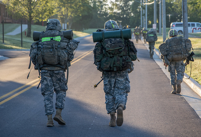 How to Get Your Daily Steps In and Pass Cadet Summer Training