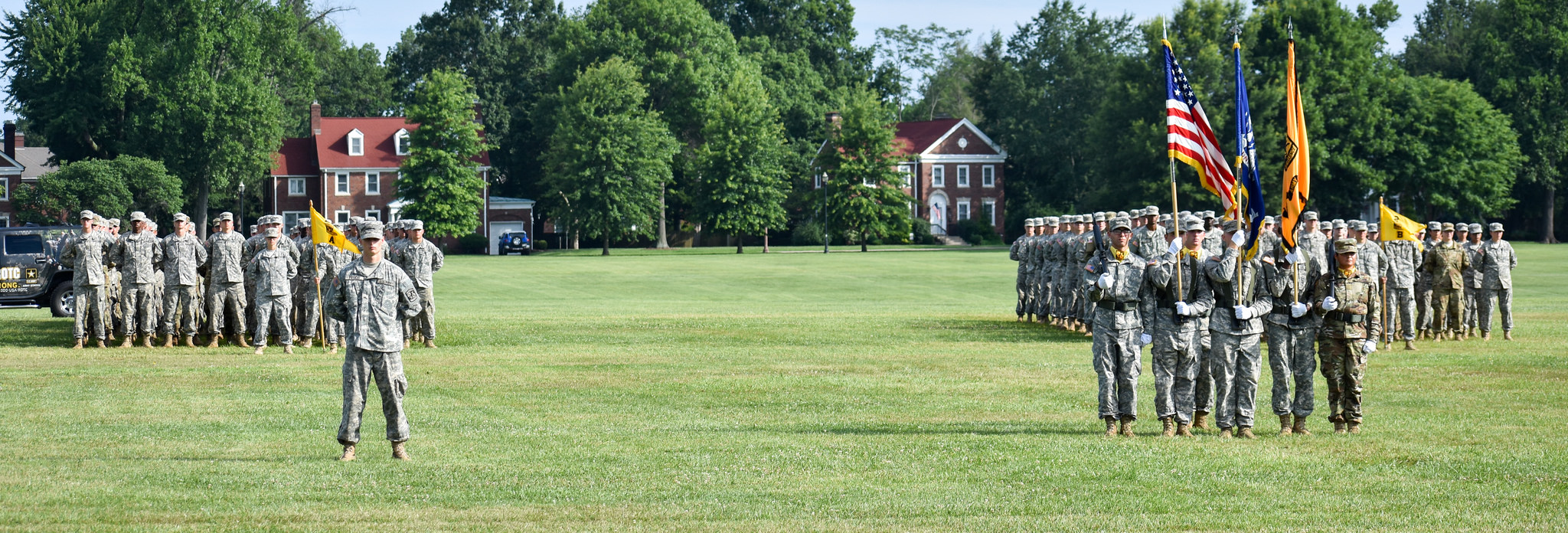 """Be ready,"" 2nd Regiment Basic Camp"