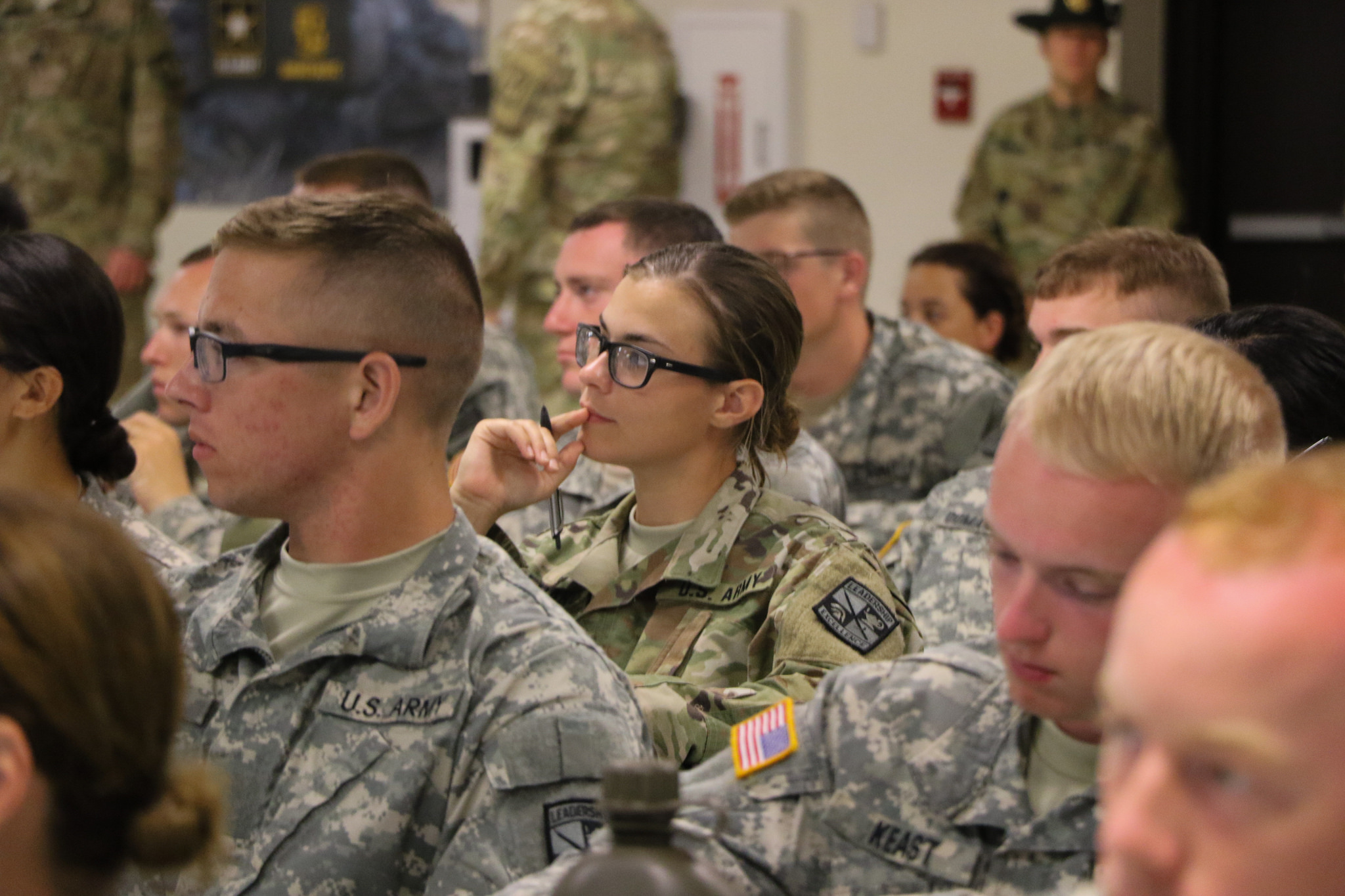 ROTC: building blocks for the future