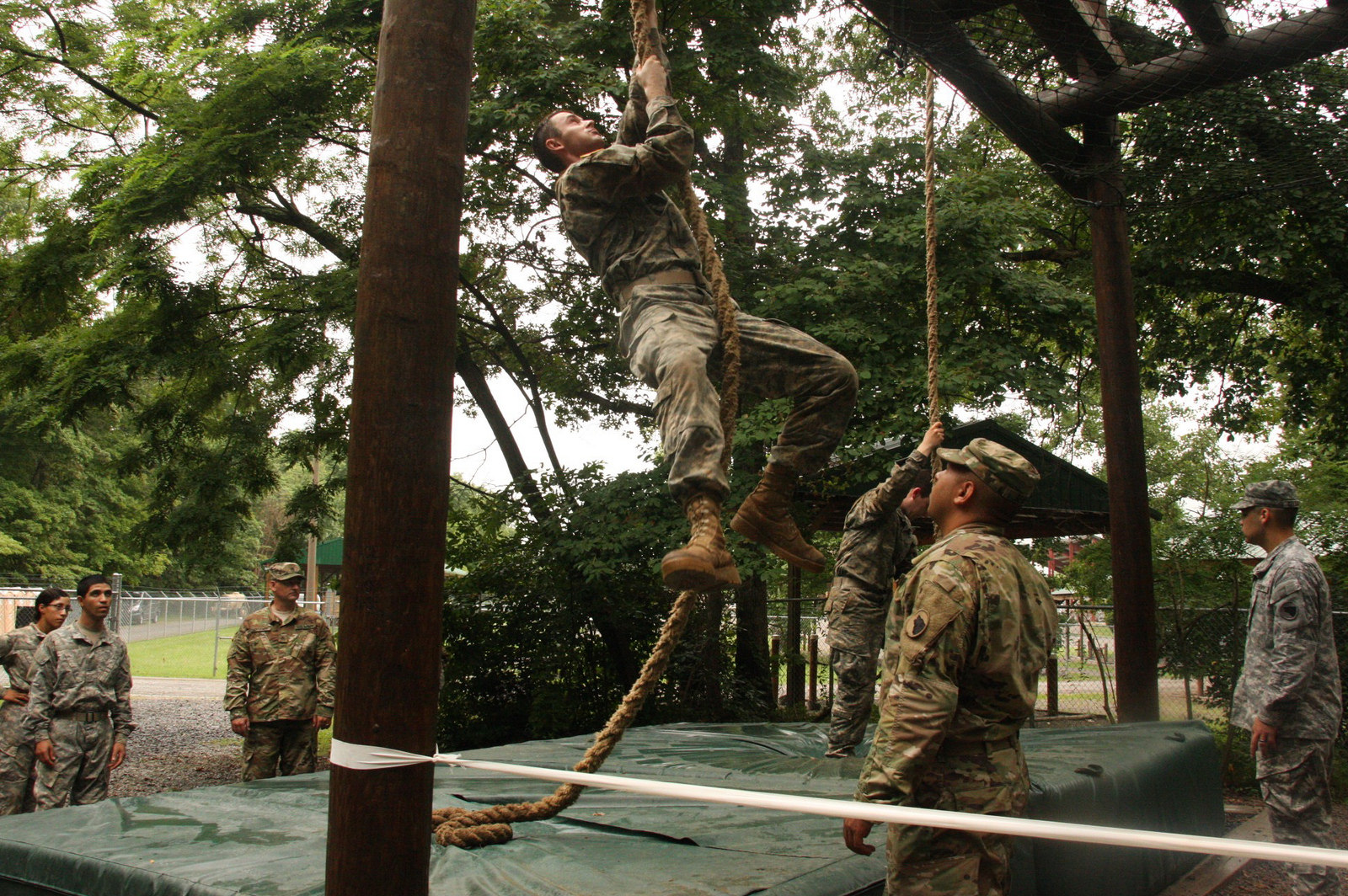 Cadets strengthen confidence, resilience
