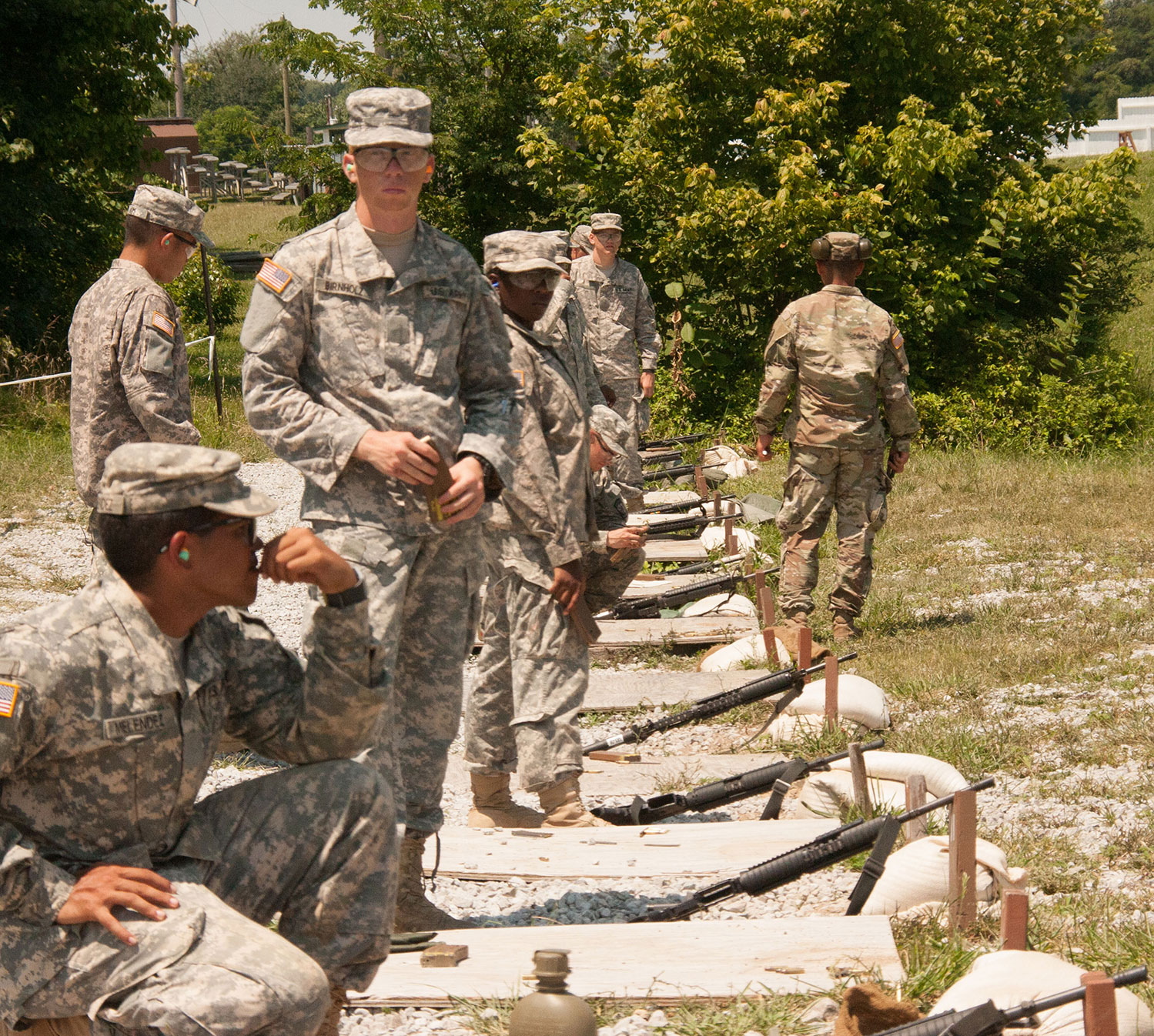 ROTC aims to teach Cadets during Alt-C Qualification