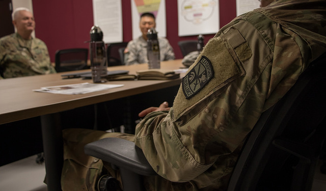 Cadets Explore Career Paths as Future Leaders of America