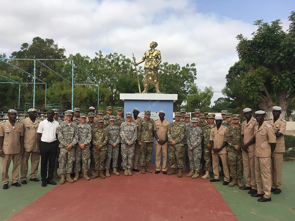 The Significance of Senegal for CULP Cadets