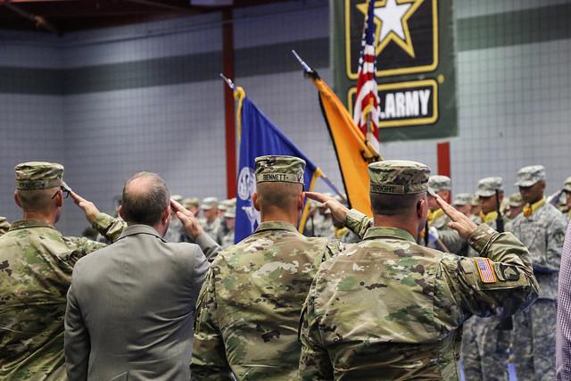 Basic Camp, 5 Regiment, 2017 Graduation