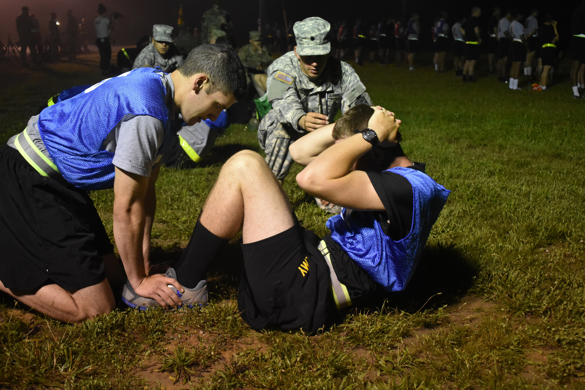 Cadets get an early start for fitness