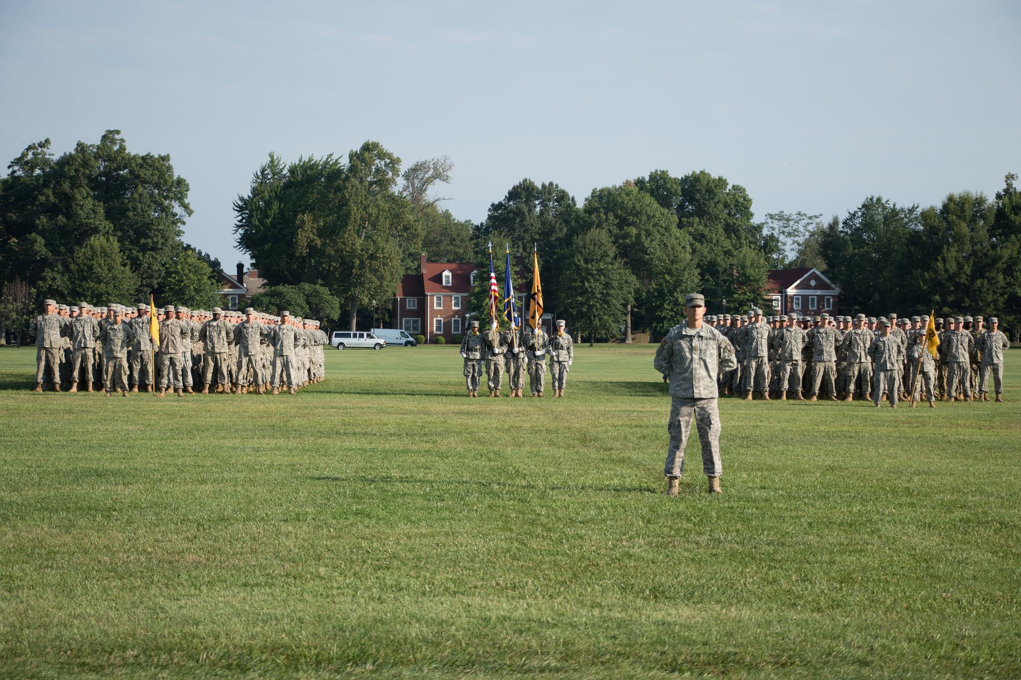 6th Regiment, Basic Camp graduates