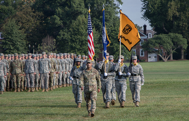 10th Regiment wraps up CST
