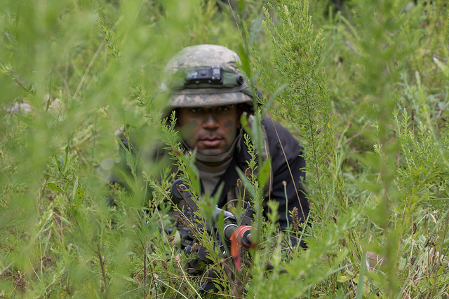 It's Not Easy Being Mean: Cadets as Oppositional Forces