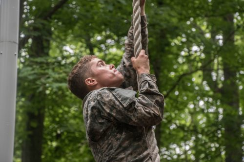 Comradery and confidence through the obstacles