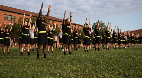 Building Strength, Endurance and Mobility: Army Physical Readiness Training