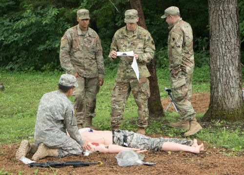 Combat Care, a Casualties First Hope