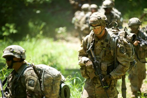 Platoons learn from raid STX