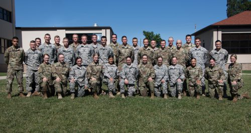 Cadets Return from Cultural Understanding and Leadership Program, Brazil