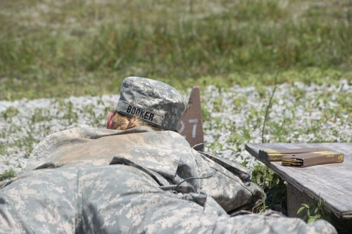 Shoot to Thrill: 2nd Reg., Advanced Camp Takes on ALT-C Weapons Qualification