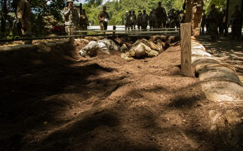 Get Down and Dirty at the Beaudoin Obstacle Course