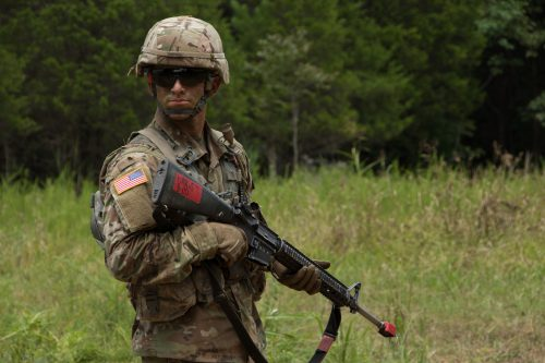 Whistles While You Work: 8th Regiment, Basic Camp Call for Indirect Fire Training