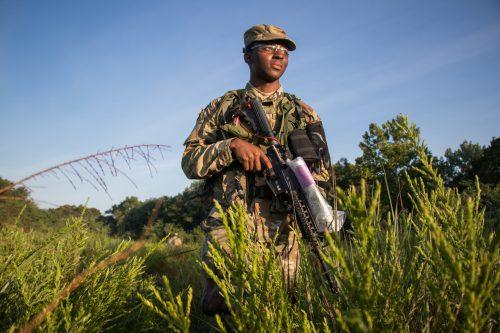 The ROTC Treasure Hunt