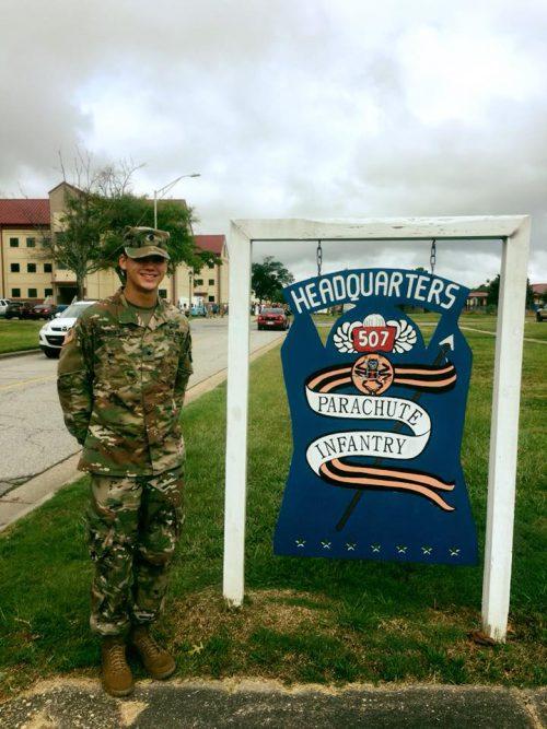 Cadet of the Week: Tristan M. Hussey