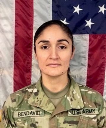 Cadet of the Week: Mayra Bendavid