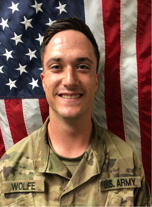 Cadet of the Week: Kyle Wolfe