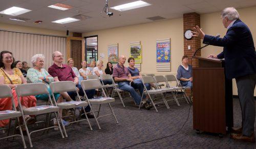 Barr Memorial Library: Building Community