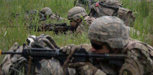 1st Regiment Prepares for FTX
