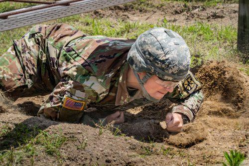 Traditions at Grenade Range
