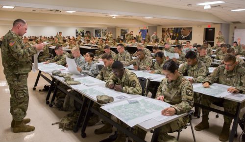 Before You Go: Land Navigation Written Exam