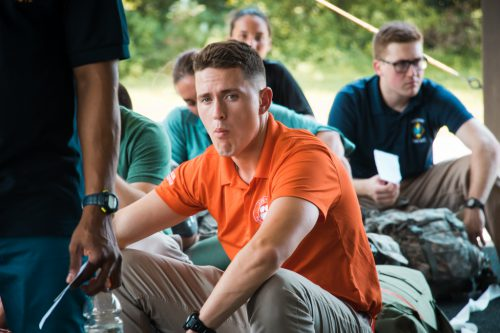 10th Regiment Advanced Camp Arrival: New Opportunities for Leadership