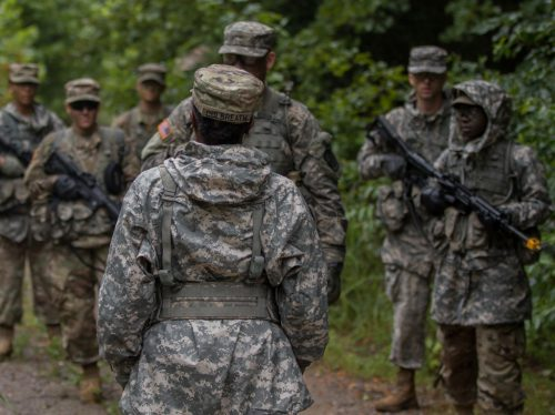 Stand Up and Lead: Lessons from a 2LT