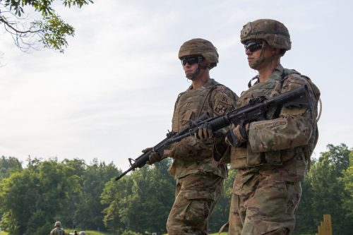 Locked and Loaded: Combat Readiness