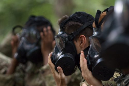 Feel the Burn, the CBRN