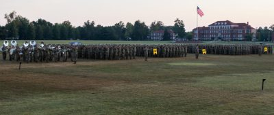 Camp Completed, Cadet readies for next chapter
