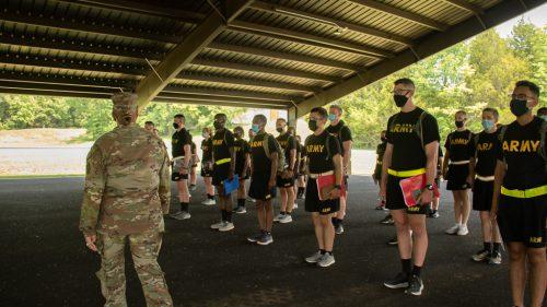 Hit the Ground Running at Cadet Summer Training? Not Just Yet!