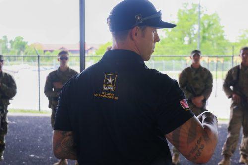 Bring it On! Army Marksmanship Unit Trains Cadre