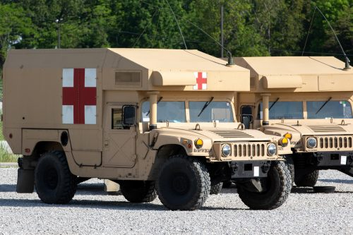 Certified and Ready to Serve: LSA Pickett Role 2 Field Hospital