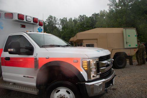Training the Way they Fight: Casualty Evacuation (CASEVAC) Training
