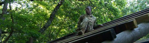 1st Regiment, Advanced Camp Confidence Course