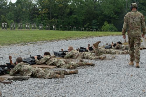 Revert Back to the Basics: Weapons Group Zero—1st Regiment, A Company