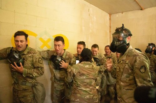 The CBRNE Experience