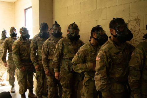 """""""Keep Calm and Carry On"""": 2nd Regiment, CBRNE"""