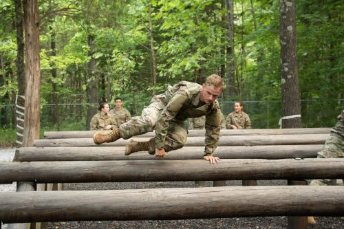 Action Overcomes Fear: 3rd Regiment Builds Confidence