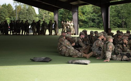 """Preliminary Marksmanship Instruction (PMI): """"One of the best ways to lead is to teach"""""""