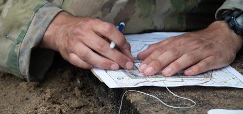 A Cadet's Quest: Day Land Navigation
