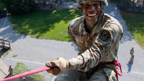 From Jamaica to Fort Knox: On Track to Becoming a Human Resources Officer